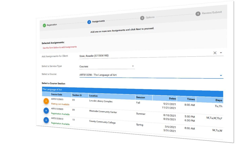 Smart Workflows sample screenshot
